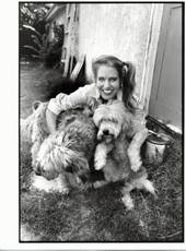Charlotte_with_dogs
